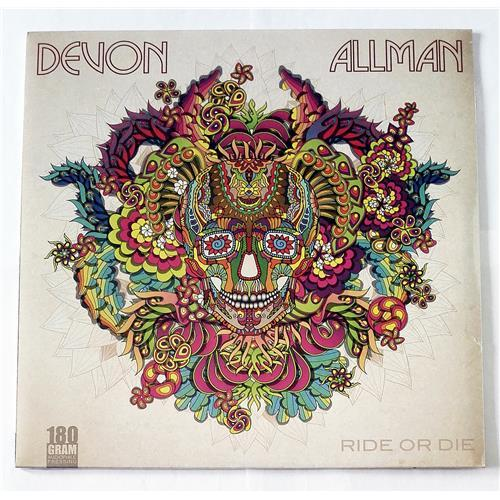 Виниловые пластинки  Devon Allman – Ride Or Die / RUF 2028 / Sealed в Vinyl Play магазин LP и CD  09100