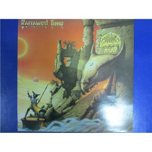 Виниловые пластинки  Diamond Head – Borrowed Time / MCL 1783 в Vinyl Play магазин LP и CD  03119