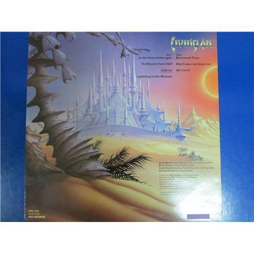 Картинка  Виниловые пластинки  Diamond Head – Borrowed Time / MCL 1783 в  Vinyl Play магазин LP и CD   03119 1