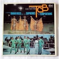 Diana Ross And The Supremes With The Temptations – TCB* *Takin' Care Of Business / CD4W-7106