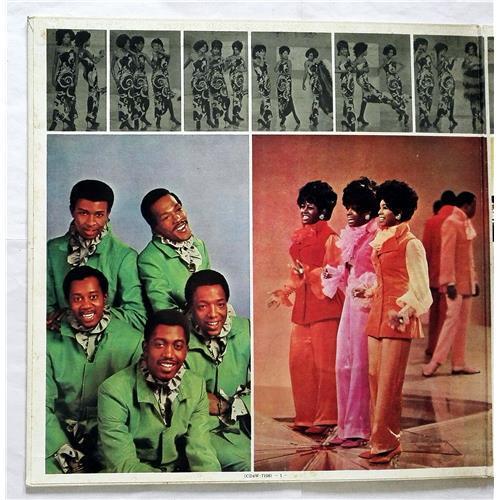 Картинка  Виниловые пластинки  Diana Ross And The Supremes With The Temptations – TCB* *Takin' Care Of Business / CD4W-7106 в  Vinyl Play магазин LP и CD   07465 1