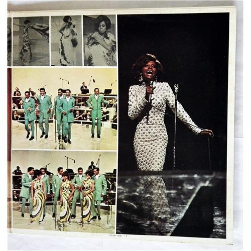 Картинка  Виниловые пластинки  Diana Ross And The Supremes With The Temptations – TCB* *Takin' Care Of Business / CD4W-7106 в  Vinyl Play магазин LP и CD   07465 2