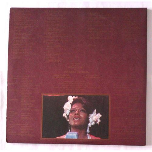 Картинка  Виниловые пластинки  Diana Ross – Lady Sings The Blues (Original Motion Picture Soundtrack) / M-758-D в  Vinyl Play магазин LP и CD   06248 2