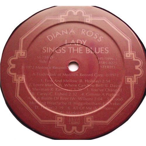 Картинка  Виниловые пластинки  Diana Ross – Lady Sings The Blues (Original Motion Picture Soundtrack) / M-758-D в  Vinyl Play магазин LP и CD   06248 6