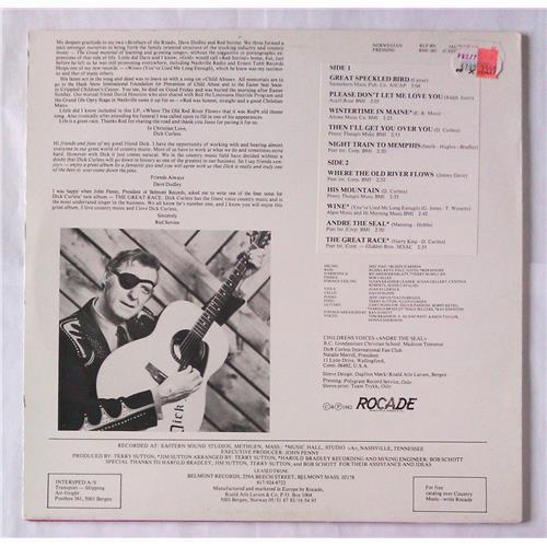 Картинка  Виниловые пластинки  Dick Curless – The Great Race / RLP 001 в  Vinyl Play магазин LP и CD   05843 1