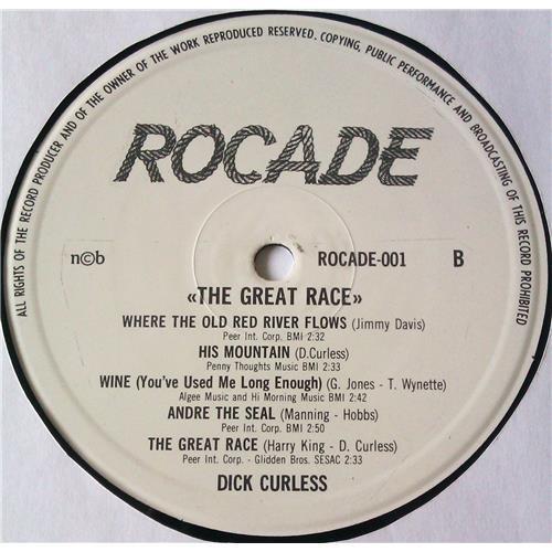 Картинка  Виниловые пластинки  Dick Curless – The Great Race / RLP 001 в  Vinyl Play магазин LP и CD   05843 3