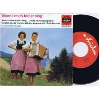 Die Geschwister Krismer – Wenn I Mein Jodler Sing / PS-I 308-AD