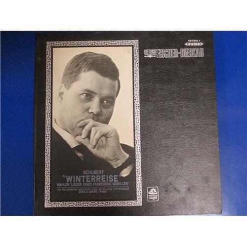 Виниловые пластинки  Dietrich Fischer-Dieskau, Gerald Moore – Schubert: Winterreise / AA 7640 1 в Vinyl Play магазин LP и CD  04129