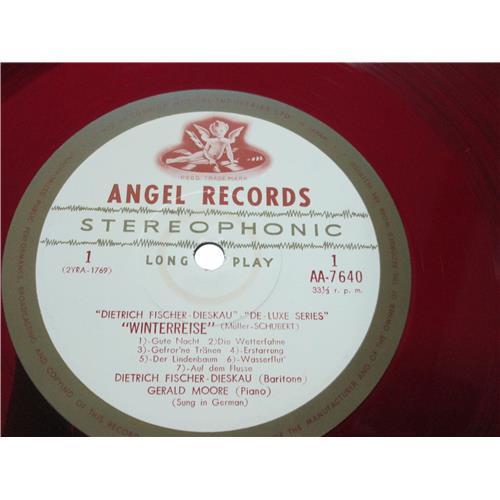 Картинка  Виниловые пластинки  Dietrich Fischer-Dieskau, Gerald Moore – Schubert: Winterreise / AA 7640 1 в  Vinyl Play магазин LP и CD   04129 4