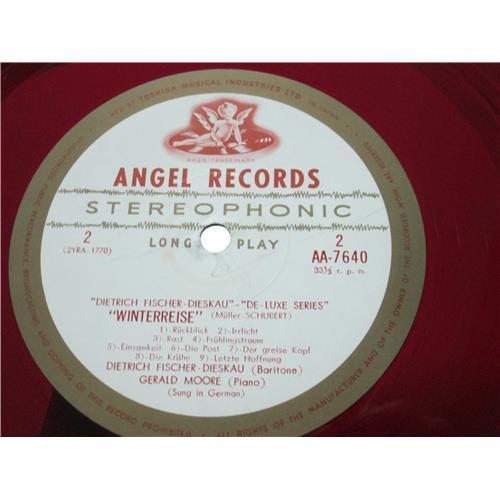 Картинка  Виниловые пластинки  Dietrich Fischer-Dieskau, Gerald Moore – Schubert: Winterreise / AA 7640 1 в  Vinyl Play магазин LP и CD   04129 5