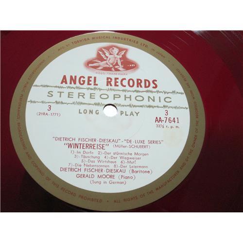 Картинка  Виниловые пластинки  Dietrich Fischer-Dieskau, Gerald Moore – Schubert: Winterreise / AA 7640 1 в  Vinyl Play магазин LP и CD   04129 6