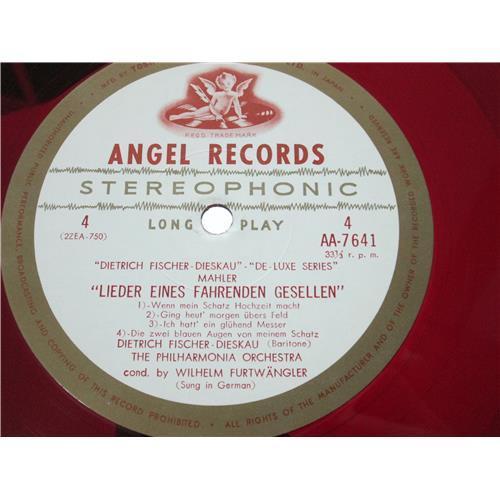 Картинка  Виниловые пластинки  Dietrich Fischer-Dieskau, Gerald Moore – Schubert: Winterreise / AA 7640 1 в  Vinyl Play магазин LP и CD   04129 7