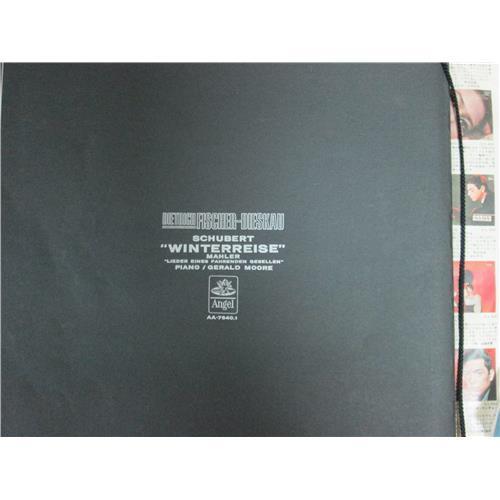 Картинка  Виниловые пластинки  Dietrich Fischer-Dieskau, Gerald Moore – Schubert: Winterreise / AA 7640 1 в  Vinyl Play магазин LP и CD   04129 10