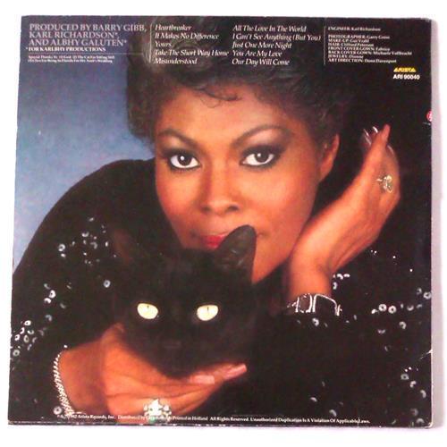Картинка  Виниловые пластинки  Dionne Warwick – Heartbreaker / ARI 90040 в  Vinyl Play магазин LP и CD   06016 1
