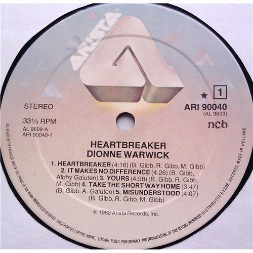 Картинка  Виниловые пластинки  Dionne Warwick – Heartbreaker / ARI 90040 в  Vinyl Play магазин LP и CD   06016 4