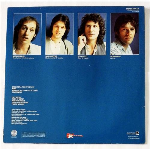 Картинка  Виниловые пластинки  Dire Straits – Communique / 6360 170 в  Vinyl Play магазин LP и CD   08680 1