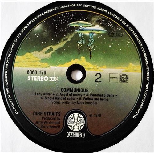 Картинка  Виниловые пластинки  Dire Straits – Communique / 6360 170 в  Vinyl Play магазин LP и CD   08680 5