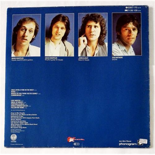 Картинка  Виниловые пластинки  Dire Straits – Communique / 6360 170 в  Vinyl Play магазин LP и CD   08681 1