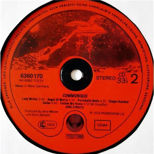 Картинка  Виниловые пластинки  Dire Straits – Communique / 6360 170 в  Vinyl Play магазин LP и CD   08681 5