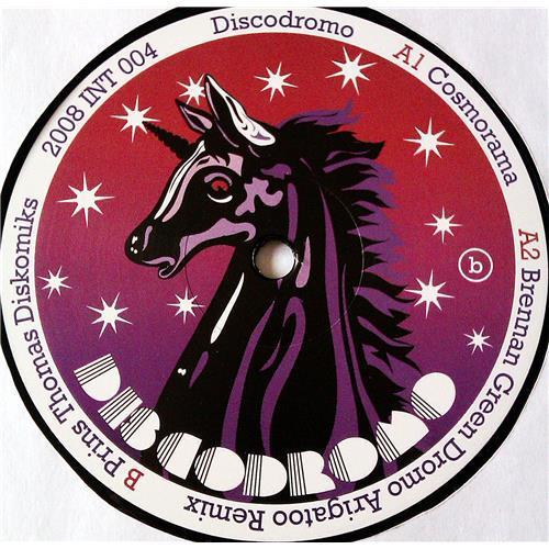 Картинка  Виниловые пластинки  Discodromo – Cosmorama / INT004 в  Vinyl Play магазин LP и CD   07127 3