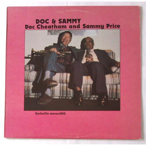 Виниловые пластинки  Doc Cheatham And Sammy Price – Doc & Sammy / 3013 в Vinyl Play магазин LP и CD  05474