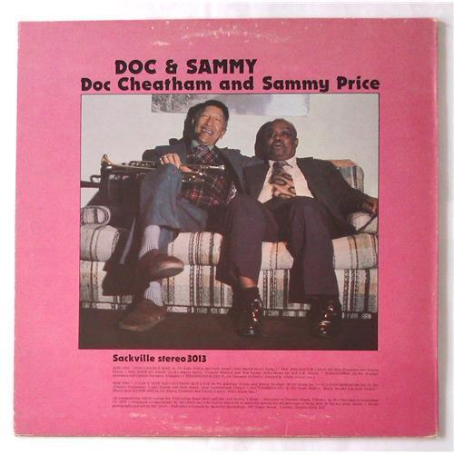 Картинка  Виниловые пластинки  Doc Cheatham And Sammy Price – Doc & Sammy / 3013 в  Vinyl Play магазин LP и CD   05474 1