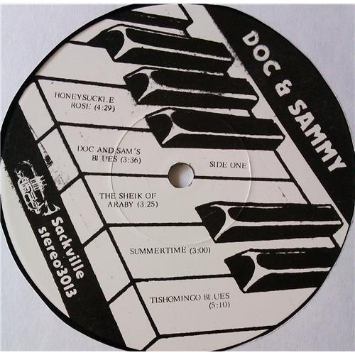 Картинка  Виниловые пластинки  Doc Cheatham And Sammy Price – Doc & Sammy / 3013 в  Vinyl Play магазин LP и CD   05474 2