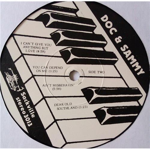 Картинка  Виниловые пластинки  Doc Cheatham And Sammy Price – Doc & Sammy / 3013 в  Vinyl Play магазин LP и CD   05474 3
