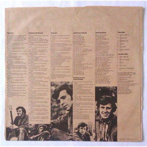 Картинка  Виниловые пластинки  Don McLean – Tapestry / UAS-5522 в  Vinyl Play магазин LP и CD   04723 2