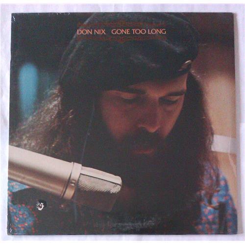 Виниловые пластинки  Don Nix – Gone Too Long / CR-1001 / Sealed в Vinyl Play магазин LP и CD  06074