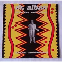 Dr. Alban – Hello Afrika (The Album) / SWE LP3
