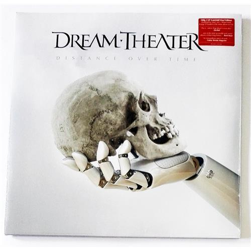 Виниловые пластинки  Dream Theater – Distance Over Time / IOMLP 523 / Sealed в Vinyl Play магазин LP и CD  09295