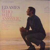 Ed Ames – Sings Who Will Answer? (And Other Songs Of Our Time) / LSP-3961