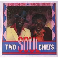 Eddie Simpson & Marcell Strong – Two Soul Chiefs / RL 0039