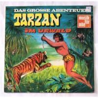 Ein Horspiel Bearbeitet Von Anke Beckert – Das Grosse Abenteuer - Tarzan Im Urwald / NT 592