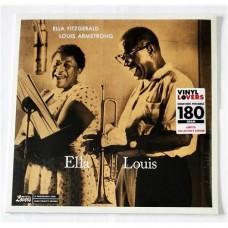 Ella Fitzgerald, Louis Armstrong – Ella & Louis / LTD / 6785521 / Sealed