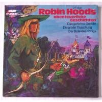 Ellen Baier – Robin Hoods Abenteuerliche Geschichten 2. Folge / 47 257 NW