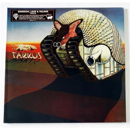 Виниловые пластинки  Emerson, Lake & Palmer – Tarkus / BMGCATLP2 / Sealed в Vinyl Play магазин LP и CD  09123