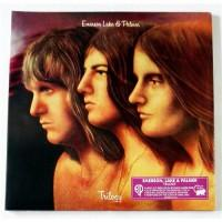 Emerson, Lake & Palmer – Trilogy / BMGCATLP5 / Sealed