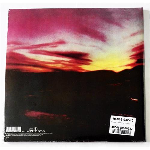 Картинка  Виниловые пластинки  Emerson, Lake & Palmer – Trilogy / BMGCATLP5 / Sealed в  Vinyl Play магазин LP и CD   09124 1