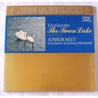 Ernest Ansermet, L'Orchestre De La Suisse Romande – Tchaikovsky: The Swan Lake / SLC 2002