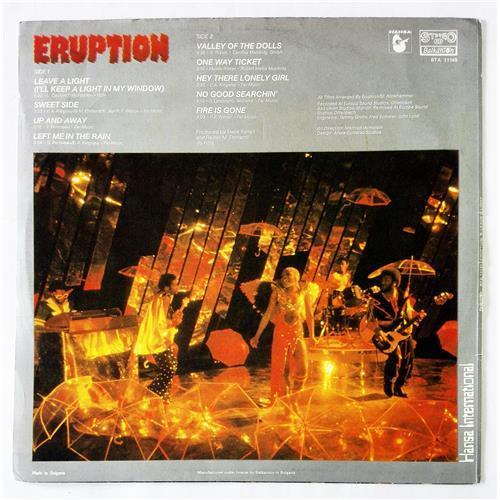 Картинка  Виниловые пластинки  Eruption – Leave A Light / ВТА 11145 в  Vinyl Play магазин LP и CD   09008 1