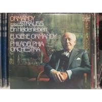 Eugene Ormandy, The Philadelphia Orchestra – Ormandy Conducts Struass - Ein Heldenleben / RVC-2336