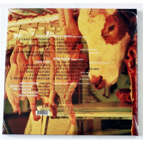 Картинка  Виниловые пластинки  Faith No More – Angel Dust / 0825646094608 / Sealed в  Vinyl Play магазин LP и CD   09080 1