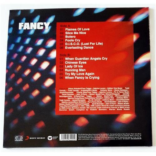 Картинка  Виниловые пластинки  Fancy – 30 Years. The New Best Of Fancy / 19075862291 / Sealed в  Vinyl Play магазин LP и CD   09156 1