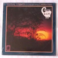 Festival Strings – Vol. 1 Play Hits Of The Carpenters / ELA 7001 / Sealed