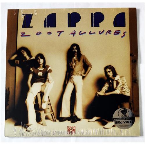 Виниловые пластинки  Frank Zappa – Zoot Allures / ZR3855-1 / Sealed в Vinyl Play магазин LP и CD  08942