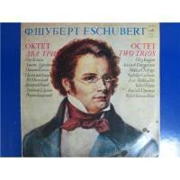 Franz Schubert – Octet / Two Trios / С 10—15335-8