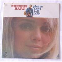 Freddie Hart – Please Don't Tell Her / JS-6132 / Sealed