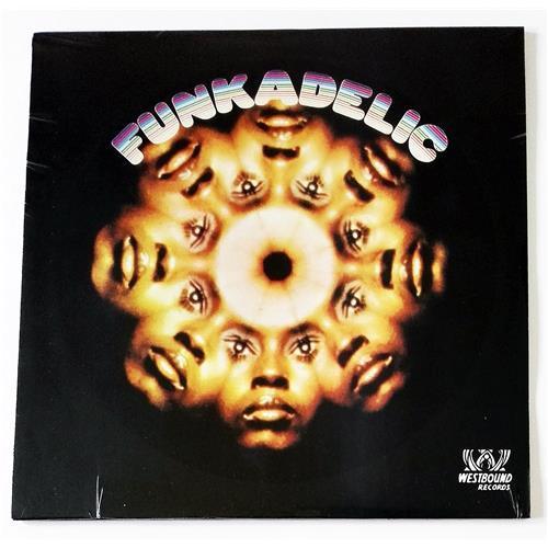 Виниловые пластинки  Funkadelic – Funkadelic / SEW 010 / Sealed в Vinyl Play магазин LP и CD  09285